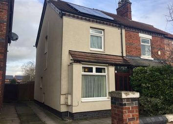 2 bed semi-detached house for sale in Remer Street, Crewe, Cheshire CW1
