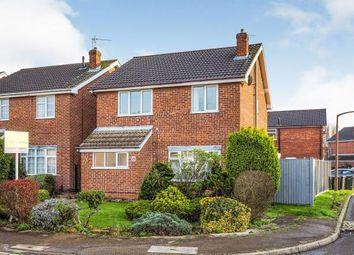Thumbnail 3 bed detached house for sale in Glendale Close, Carlton, Nottingham, Nottinghamshire