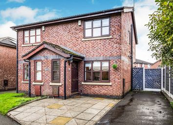 Thumbnail 2 bed semi-detached house for sale in Kersal Way, Salford, Greater Manchester