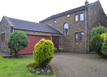 4 bed detached house for sale in Mossy Bank Close, Queensbury, Bradford BD13