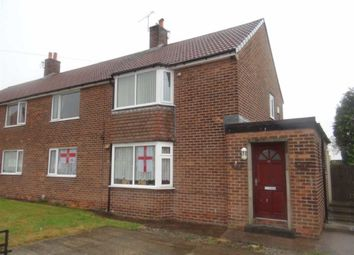 Thumbnail 2 bed flat for sale in Belmont Avenue, Bickershaw, Wigan