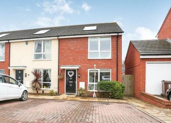 Thumbnail 3 bed end terrace house for sale in Burtons Way, Birmingham, West Midlands, .