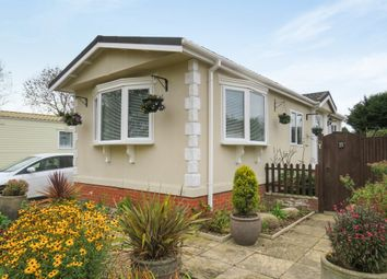Thumbnail 1 bed mobile/park home for sale in Bridge Road, Potter Heigham, Great Yarmouth