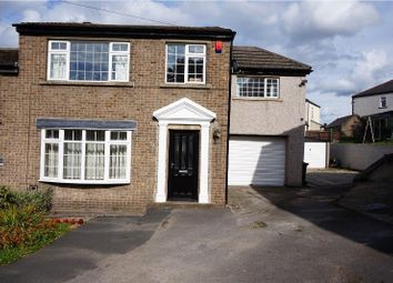 Thumbnail 5 bedroom semi-detached house for sale in Pasture Close, Clayton