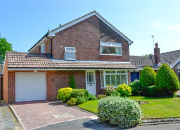 Thumbnail 3 bed detached house for sale in Foxlea, Northwich