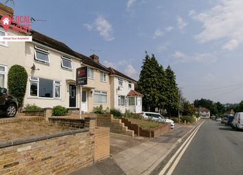Woodstock Road, Rochester ME2. 3 bed terraced house