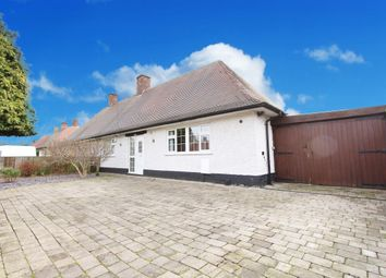 Thumbnail 3 bedroom bungalow for sale in Orston Drive, Wollaton, Nottingham