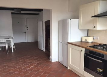 Thumbnail 5 bedroom shared accommodation to rent in Coronation Road, Bridgwater, Somerset