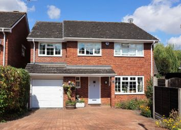 Thumbnail 5 bed detached house for sale in Archers Close, Droitwich