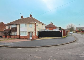 Thumbnail 3 bed semi-detached house for sale in Parkdale Road, Thurmaston