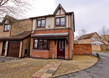 Thumbnail 3 bed detached house for sale in Laundon Close, Groby