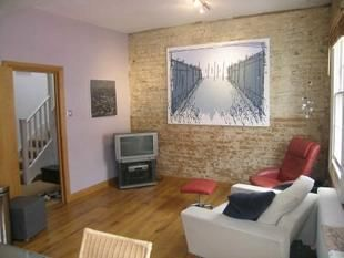 Thumbnail 2 bed flat to rent in High Street, Lewes