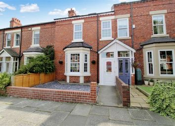 Thumbnail 4 bed terraced house for sale in Beech Grove, Whitley Bay