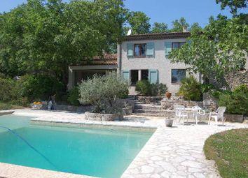 Thumbnail 5 bed property for sale in St Paul En Foret, Var, France