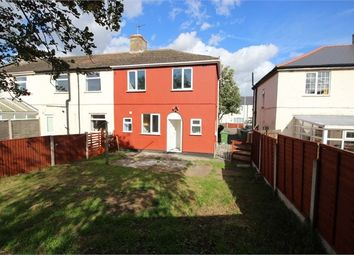 Thumbnail 3 bed end terrace house for sale in Crompton Road, Bilsthorpe, Nottinghamshire