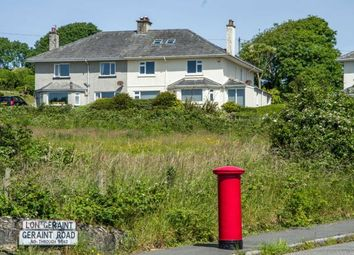 Thumbnail 4 bedroom semi-detached house for sale in Geraint Road, Criccieth, Gwynedd