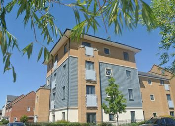Thumbnail 2 bed flat for sale in Spring Avenue, Hampton Vale, Peterborough, Cambridgeshire