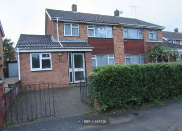 Thumbnail 4 bedroom semi-detached house to rent in Humber Way, Bletchley, Milton Keynes