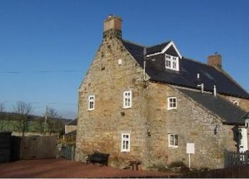 Thumbnail 2 bed cottage to rent in Whitton, Morpeth