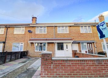 Thumbnail 3 bed detached house for sale in Emley Moor Road, Darlington