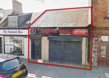 Thumbnail Studio for sale in 22, East Main Street, Hot Food Takeaway, Darvel KA170Hp