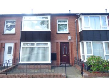 Thumbnail 3 bed terraced house for sale in Angle Terrace, Wallsend