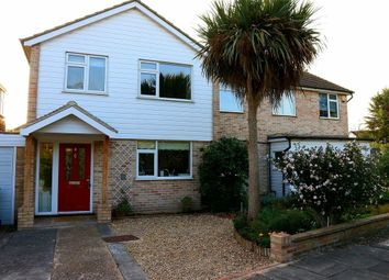Thumbnail 3 bed semi-detached house for sale in Baden Close, Staines-Upon-Thames