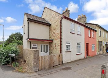 Thumbnail 3 bed end terrace house to rent in High Street, Chesterton, Cambridge