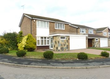 Thumbnail 4 bed detached house for sale in The Butts, Broxbourne