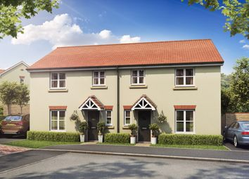 Thumbnail 3 bed semi-detached house for sale in Station Road, Ansford, Castle Cary, Somerset