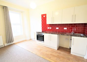 Thumbnail 1 bed flat to rent in Cromwell Road, Plymouth