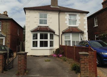 Thumbnail 2 bed semi-detached house to rent in Josephs Road, Guildford