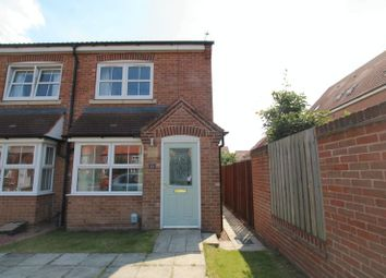 Thumbnail 2 bed terraced house to rent in Markeaton Park, Kingswood, Hull