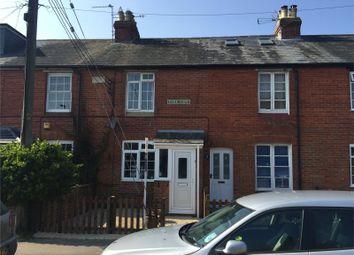 Park View, Boyatt Lane, Otterbourne SO21. 2 bed terraced house for sale