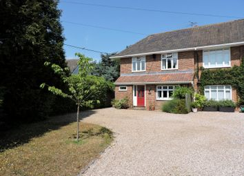 Thumbnail 4 bed semi-detached house to rent in Old Barrack Road, Woodbridge