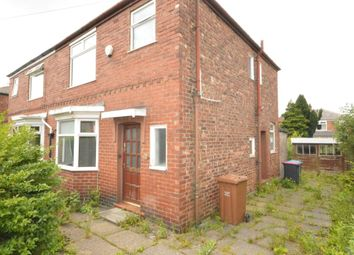 Thumbnail 3 bed semi-detached house for sale in Clovelly Road, Swinton, Manchester