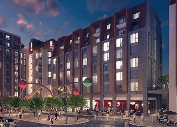 Thumbnail 1 bed flat for sale in Wolstenholme Square, Liverpool, Merseyside