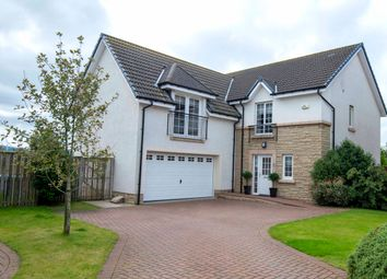 Thumbnail 5 bed detached house for sale in Wakefield Avenue, Lindsayfield, East Kilbride