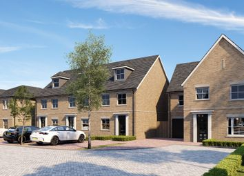 Thumbnail 3 bed town house for sale in Rosemary Place, Melbourn, Royston