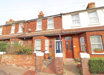 Thumbnail 2 bed terraced house to rent in Winchelsea Road, Eastbourne, East Sussex