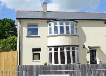 Thumbnail 2 bed semi-detached house for sale in Exeter Road, Cullompton