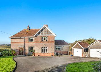 Hemerdon Village, Near Plympton, South Hams PL7. 4 bed detached house for sale