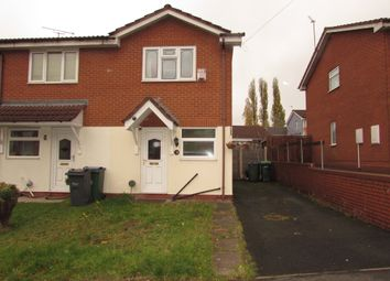 Thumbnail 2 bed terraced house for sale in Dingle Street, Oldbury