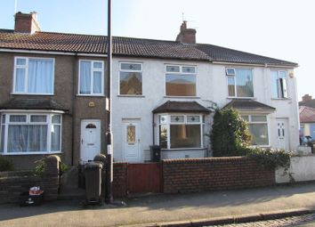 Thumbnail 3 bed terraced house to rent in Forest Road, Fishponds, Bristol