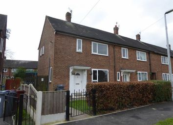 Thumbnail 2 bed semi-detached house to rent in Bulford Avenue, Wythenshawe, Manchester