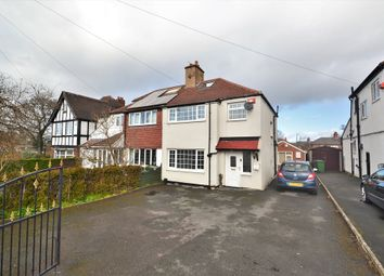 Thumbnail 3 bed semi-detached house to rent in Stainbeck Lane, Chapel Allerton, Leeds