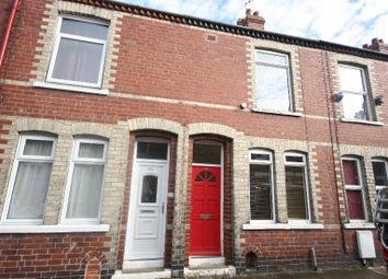 Thumbnail 2 bedroom terraced house to rent in Curzon Terrace, York