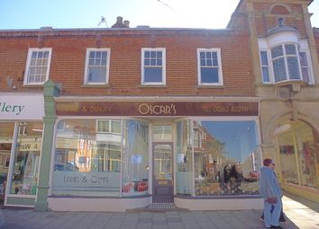 Thumbnail Retail premises for sale in Church Street, Sheringham