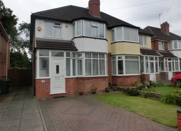 Thumbnail 3 bed semi-detached house for sale in Beeches Avenue, Acocks Green, Birmingham