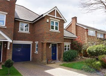 Thumbnail 3 bed semi-detached house to rent in Langham Park Place, Bromley